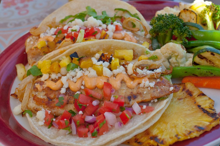 Mexican Food Catering in Dallas / Fort Worth - Fresco's Mexicana